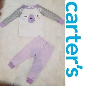 18M baby/toddler girl pajama set by Carter's